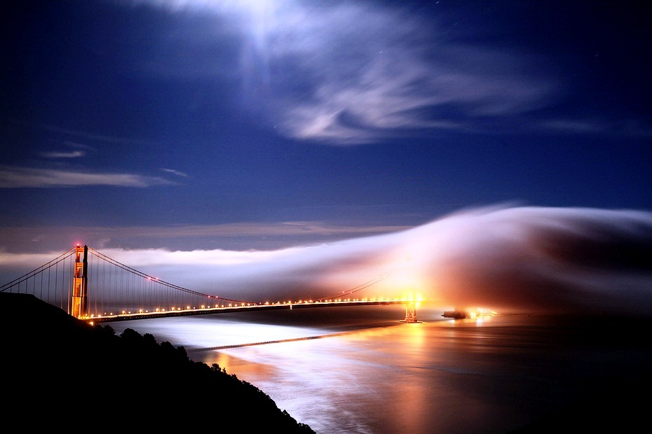 США, Сан-Франциско, Голден гейт