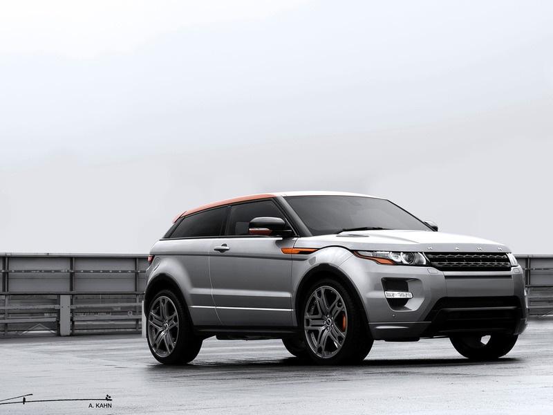 Тюнинг-ателье британца Афзала Кана, известное своим вниманием к внедорожникам Land Rover, выпустило пакет доработок для модного кроссовера Range Rover Evoque