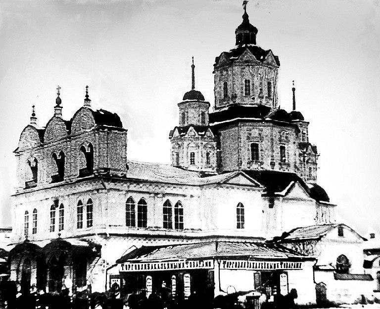 Судьба старейших харьковских церквей