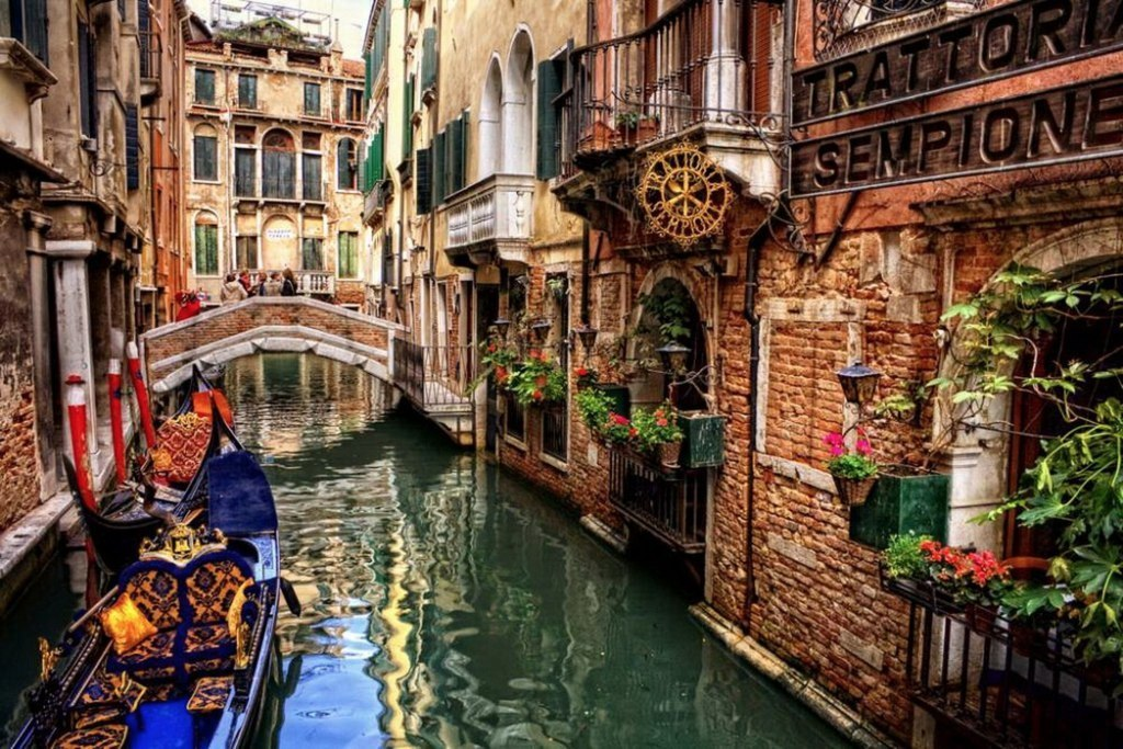 Венеция Италия страны архитектура Venice Italy country architecture без смс