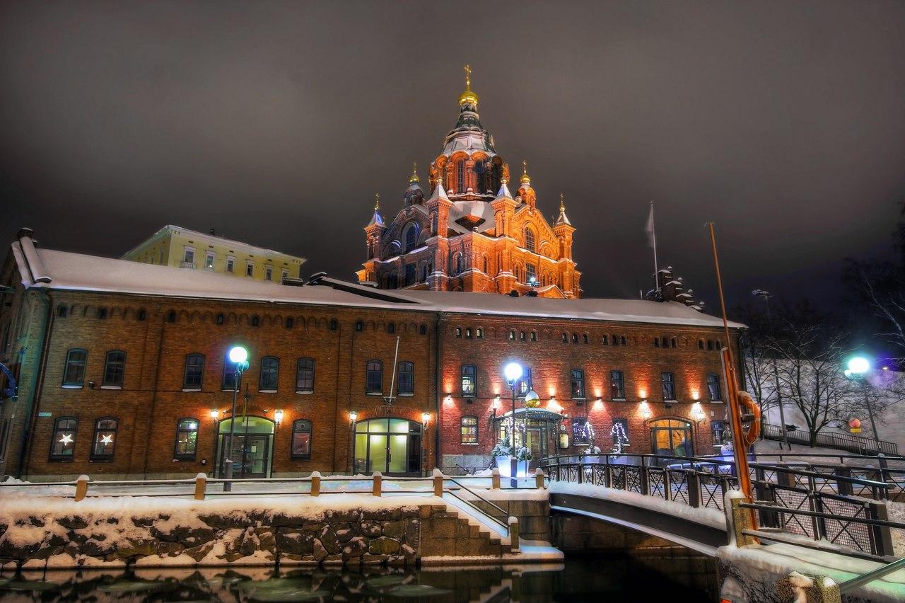 Экскурсии в хельсинки