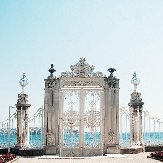 Дворец Долмабахче, Стамбул, Турция