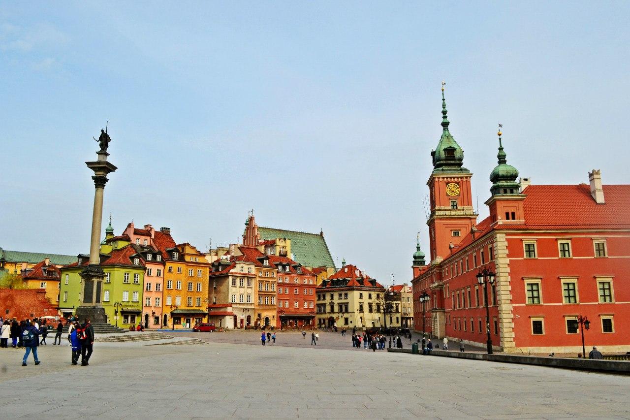 Варшава и Вроцлав. Польша