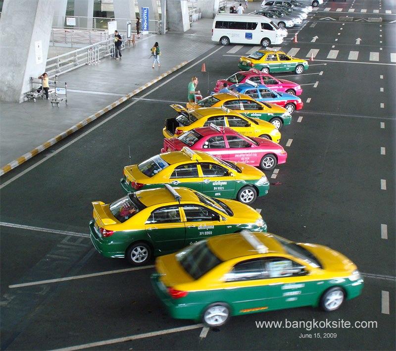 Такси паттайя