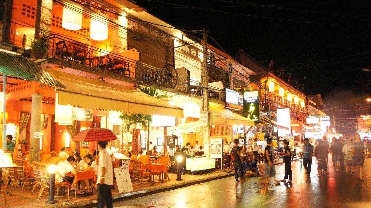 Камбоджа, Сиам