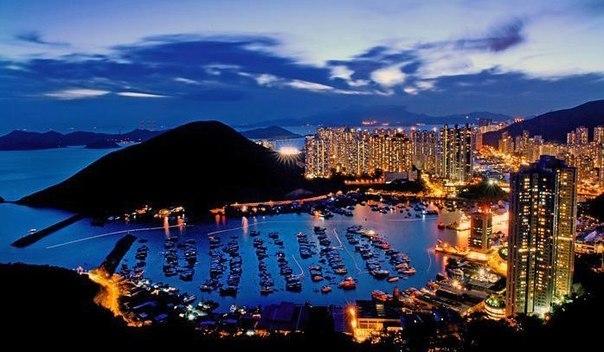 Абердин, Гонконг, Китай