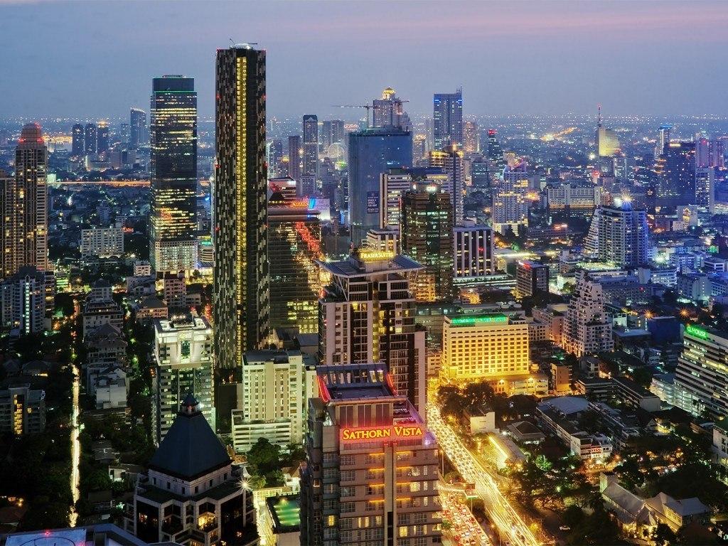 Бангкок - город контрастов