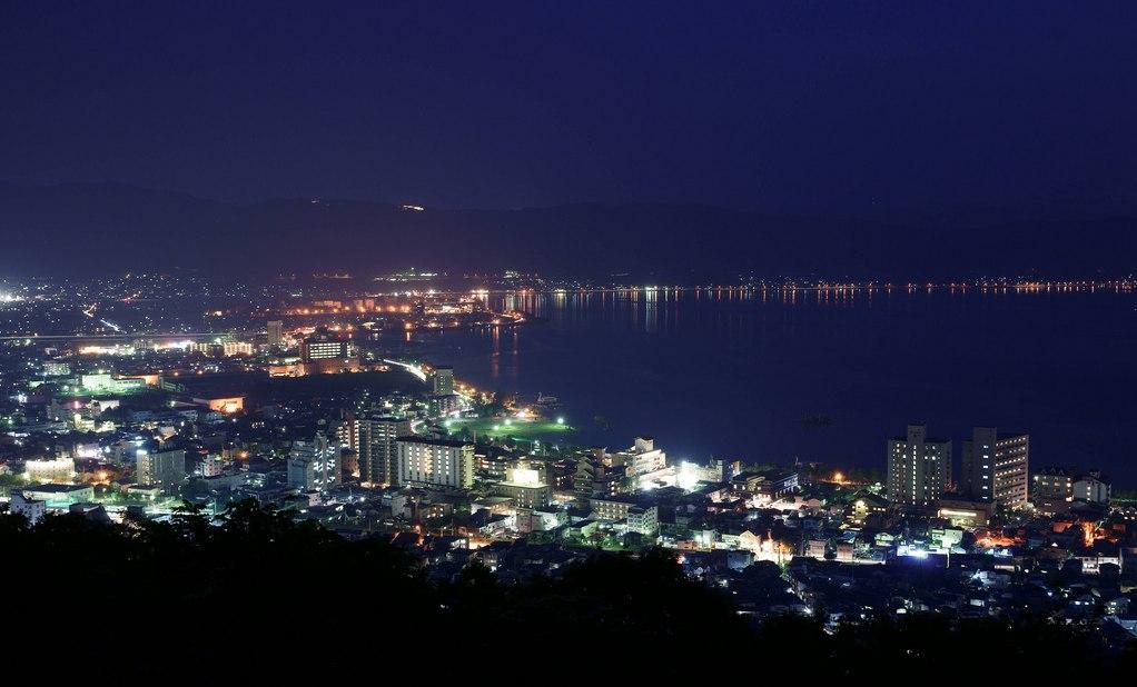Сува, Япония