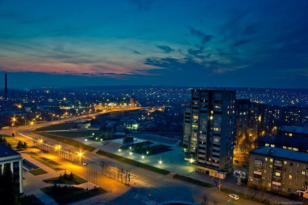 хотите самые красивые фото луганска настоящий