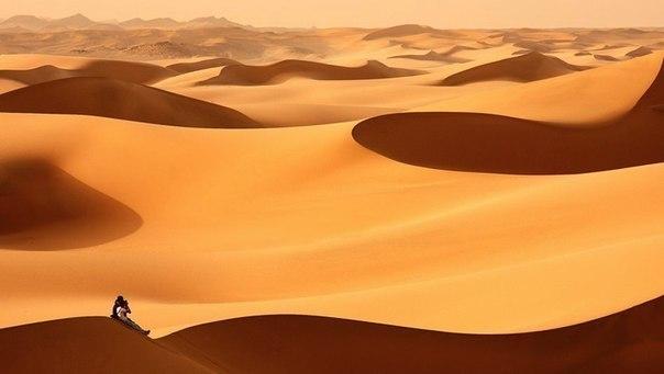Песчаные волны, Саудовская Аравия