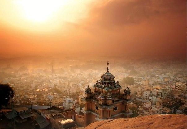 Тируччираппалли, Индия