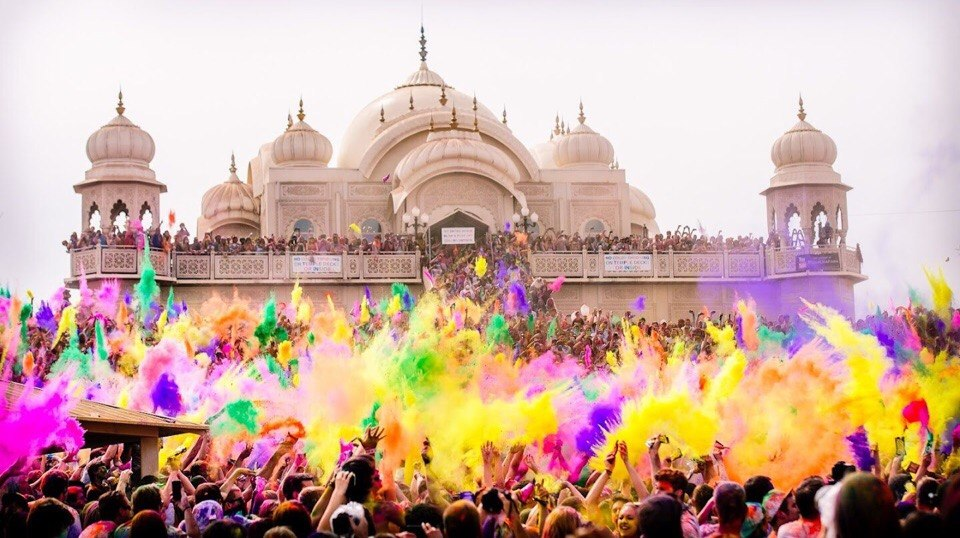 Индийский фестиваль 2017