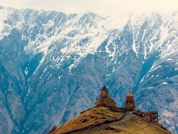 Потрясающая природа Кавказа