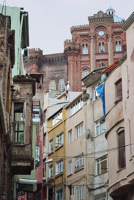 Сказочные уголки Стамбула