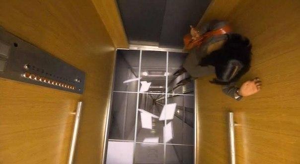Лифты, в которых мало кому хотелось бы проехать