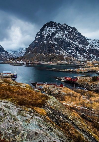 Норвегия, Лофотенские острова