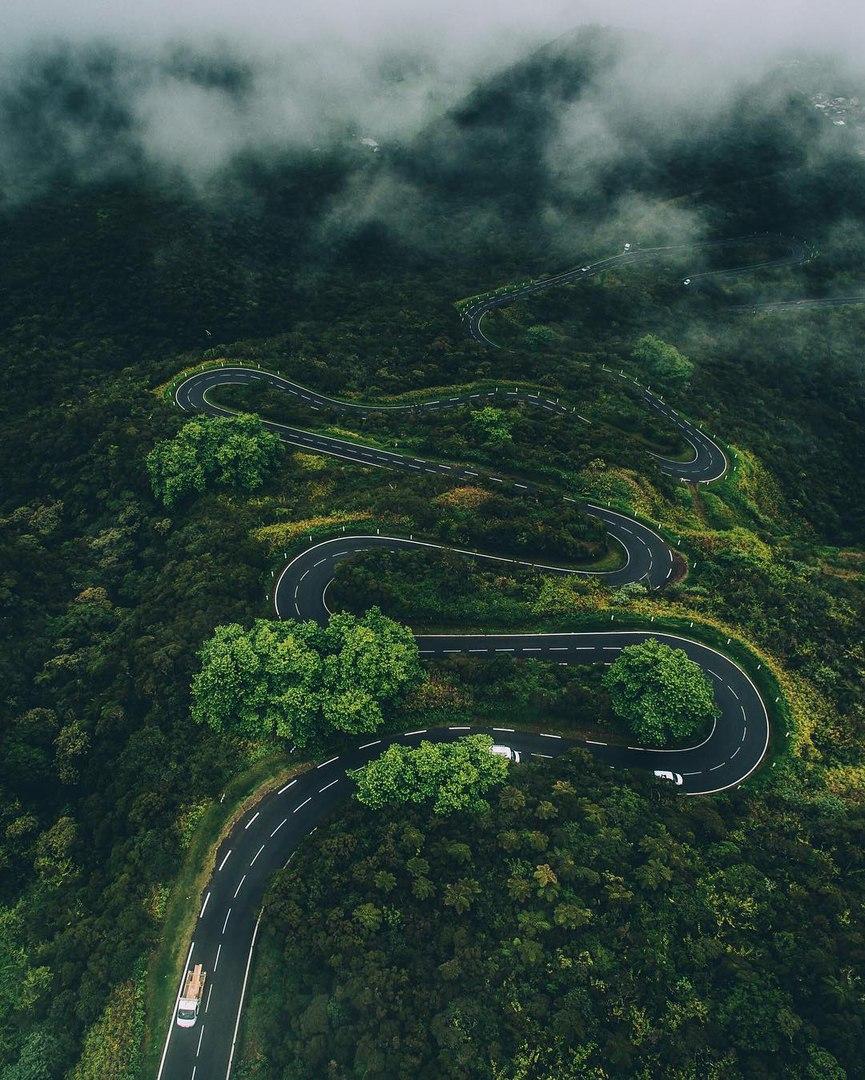 Дорога в Реюньон (Франция)