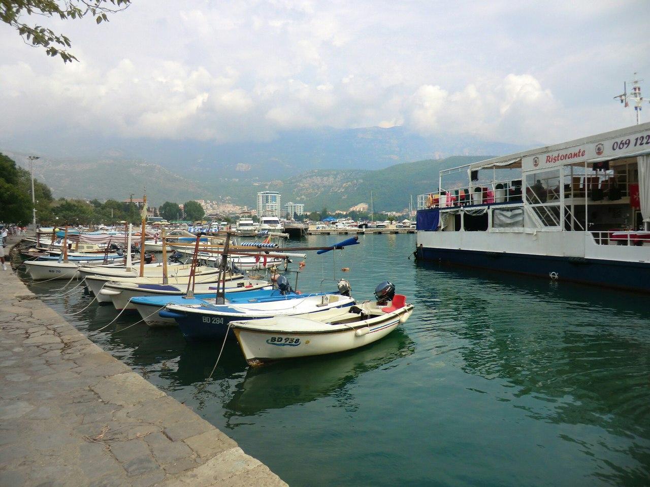 Немного Солнечной Черногории