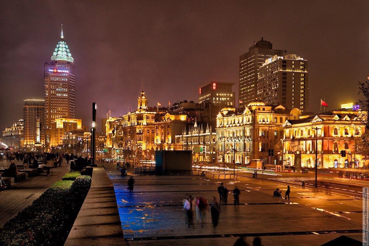 Шанхай.