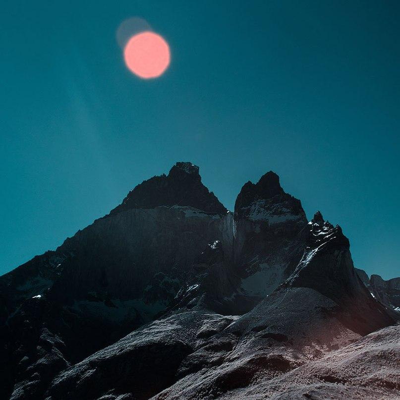 Невероятные пейзажи Патагонии.