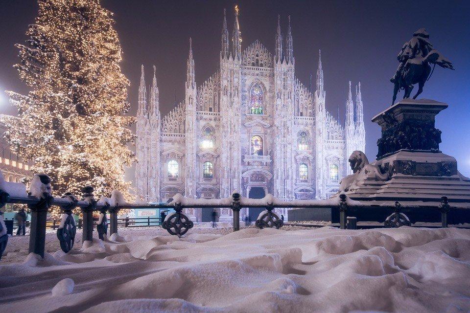 Affittare una casa a Milano in inverno