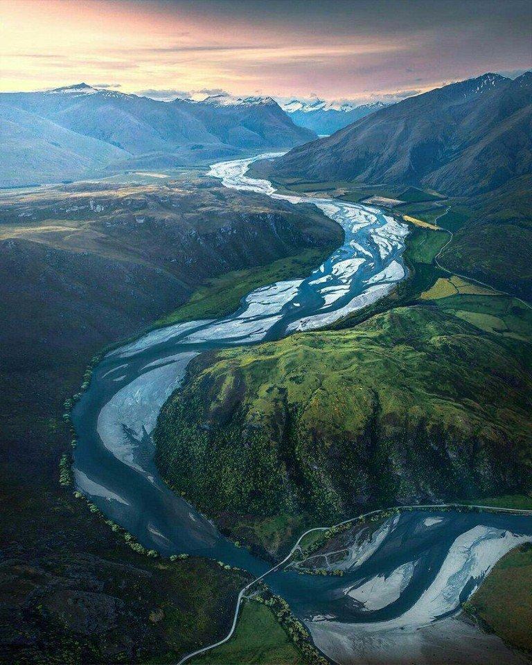 Новая зеландия красивые виды фото