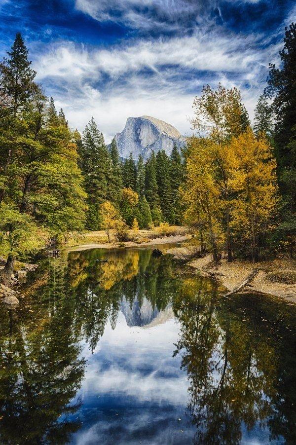 Национальный парк Йосемити - Фотограф James Forbes