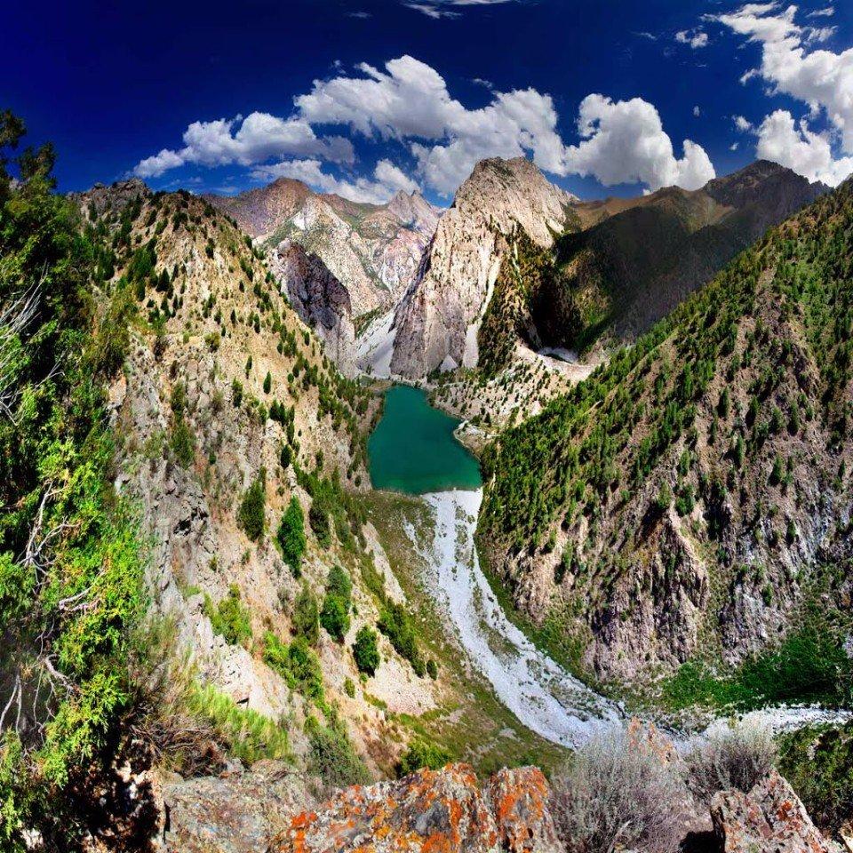 худеющие красивые места таджикистана фото городских, зональных