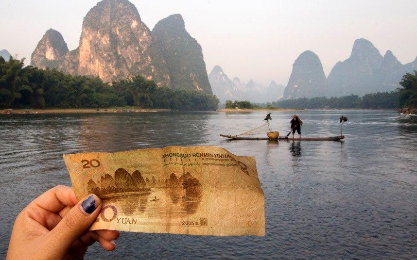 Уникальная китайская рыбалка с бакланами