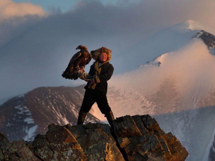Казахстан - страна гор, степей и какой-то своеобразной дикой романтики.