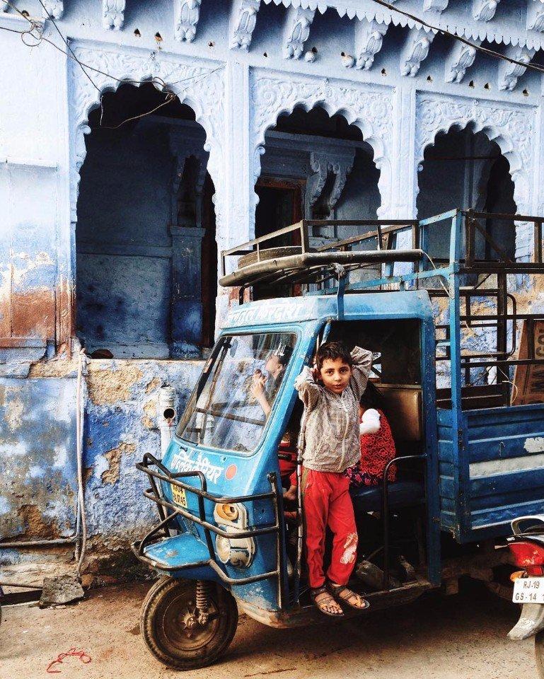 Сказочная Индия - буйство красок