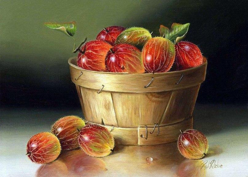 Современный английский художник Rob Ritchie