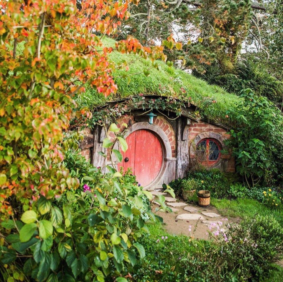 Hobbiton, New Zeland