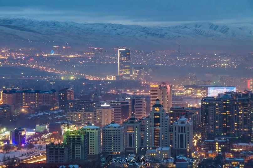 Алма-Ата, Казахстан