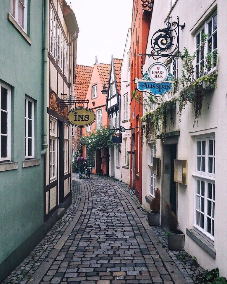 самом немецкие улицы картинки традиционными