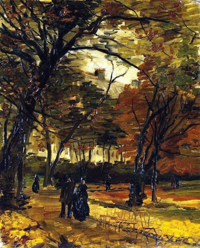 Винсент Ван Гог. Осень