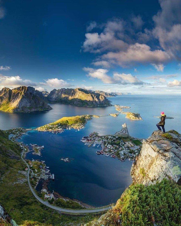 Нереальная красота Норвегии