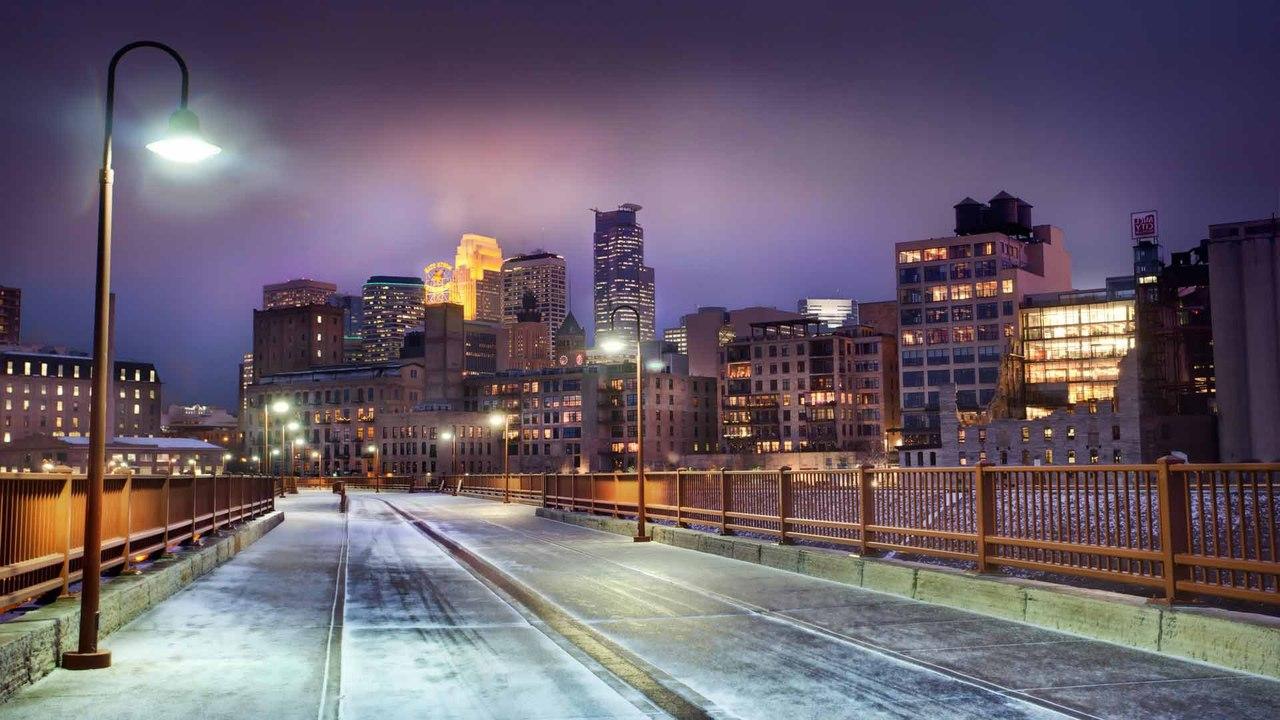 Миннеаполис, США