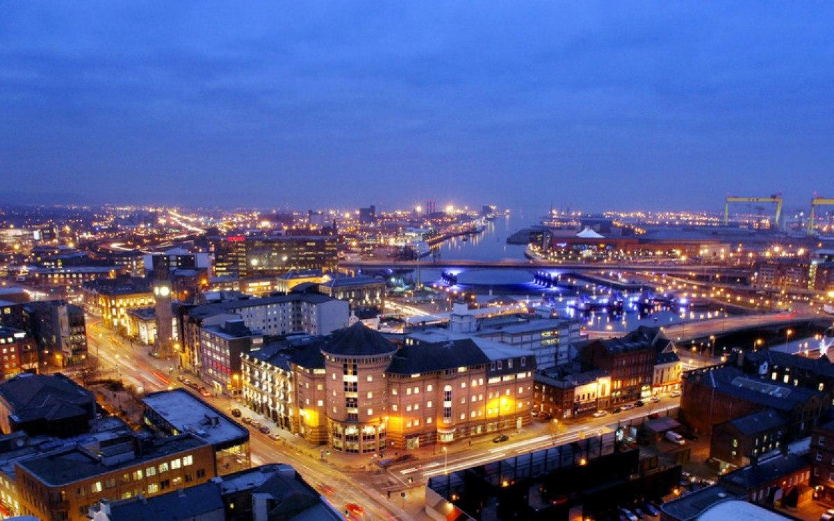 Белфаст, Великобритания