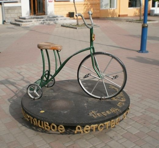 Ретро велосипед фото фотошопят мистера